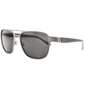 Product Image for Ralph Lauren Polo Player Sunglasses Grey